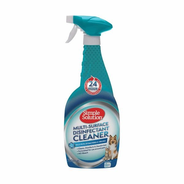 Simple Solution Disinfectant Cleaner Manna Pro