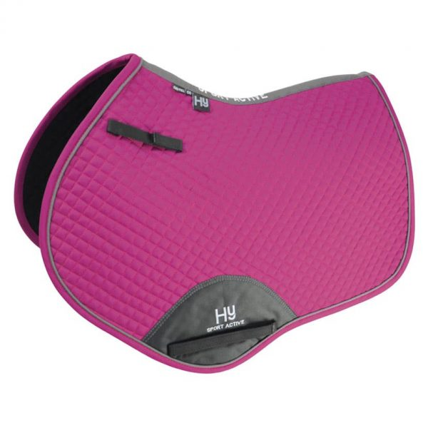 HyWITHER Sport Active Close Contact Saddle Pad Hy Equestrian