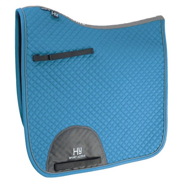 HyWITHER Sport Active Dressage Saddle Pad Hy Equestrian