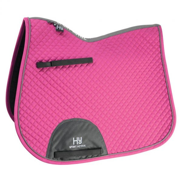 HyWITHER Sport Active GP Saddle Pad Hy Equestrian