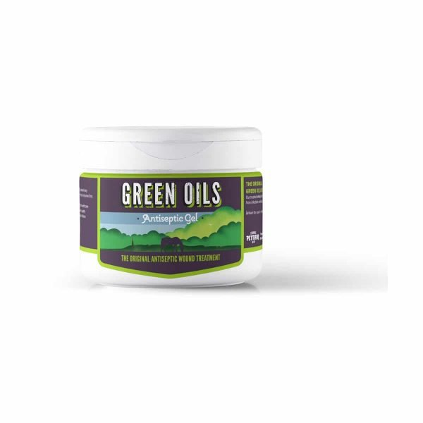 Thomas Pettifer Green Oils Gel Thomas Pettifer