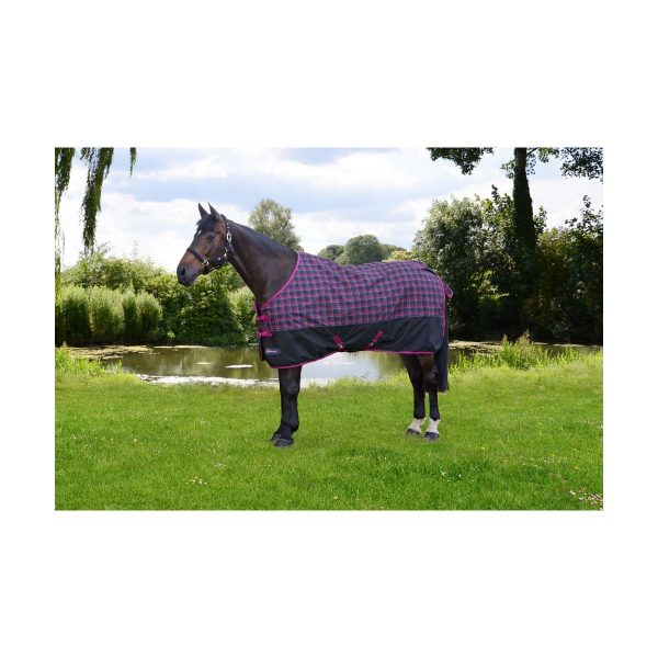 DefenceX System No Fill Turnout Rug Hy Equestrian