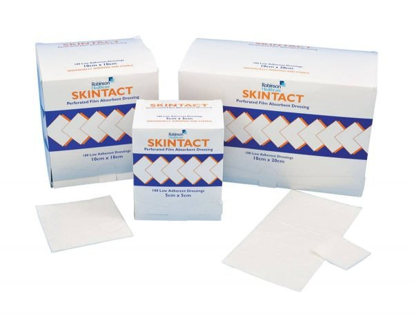 Robinson Skintact - Pack of 20 Dressings Robinsons