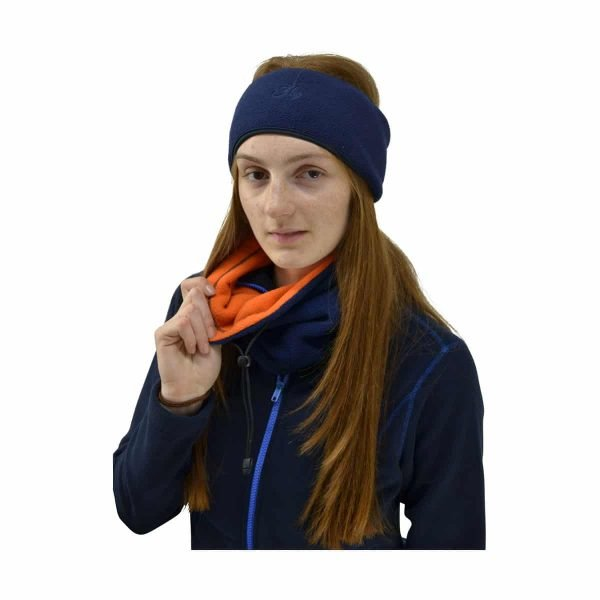 Hy Signature Fleece Head Band Hy Equestrian