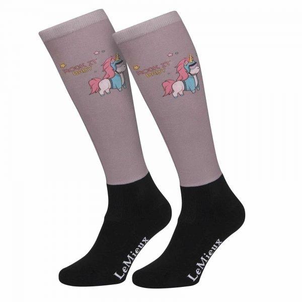 LeMieux Footsie Socks LeMieux
