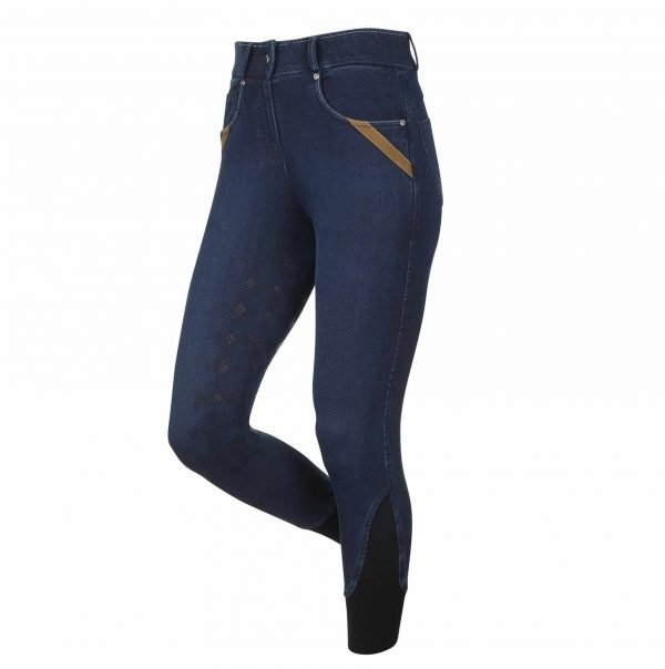 My LeMieux Denim Breeches LeMieux