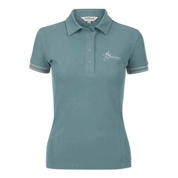 My LeMieux Ladies Polo Shirt - Sage *Pre-Order* LeMieux