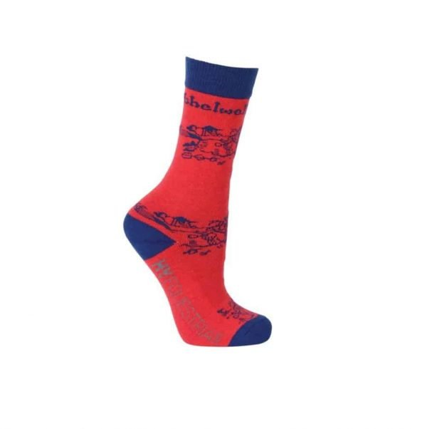 Hy Equestrian Thelwell Collection Socks (Pack of 3) - Childrens Hy Equestrian