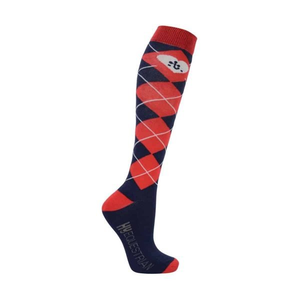 Hy Equestrian Thelwell Collection Socks (Pack of 3) - Adults Hy Equestrian