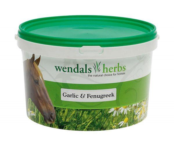 Wendals Garlic & Fenugreek Wendals Herbs