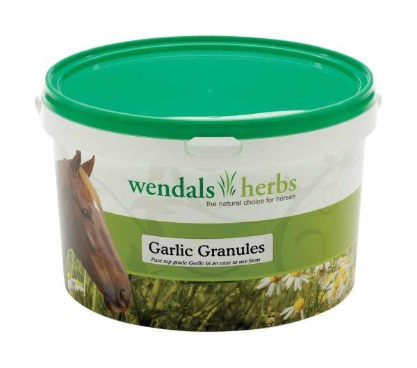 Wendals Garlic Granules Wendals Herbs