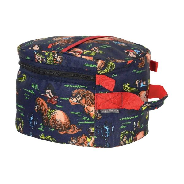 Hy Equestrian Thelwell Collection Hat Bag Hy Equestrian