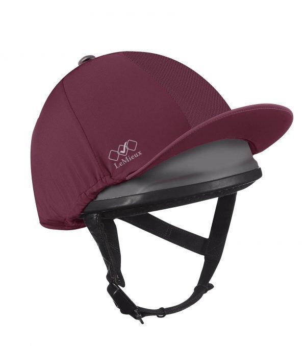 LeMieux Pro Mesh Hat Silk LeMieux