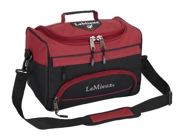 ProKit Lite Grooming Bag - Burgundy LeMieux