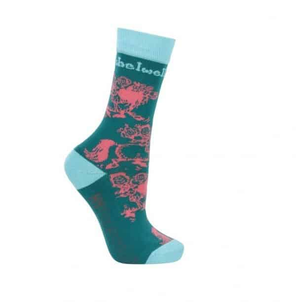 Hy Equestrian Thelwell Collection Children's Trophy Socks - Pack of 3 Hy Equestrian