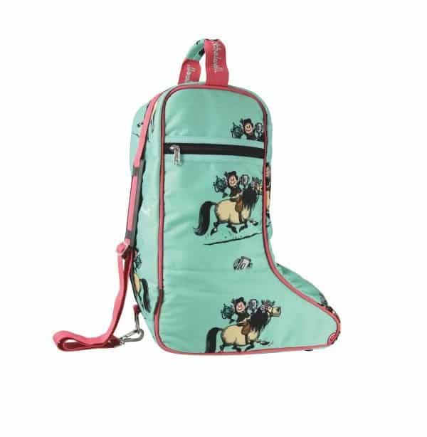 Hy Equestrian Thelwell Trophy Boot Bag Hy Equestrian