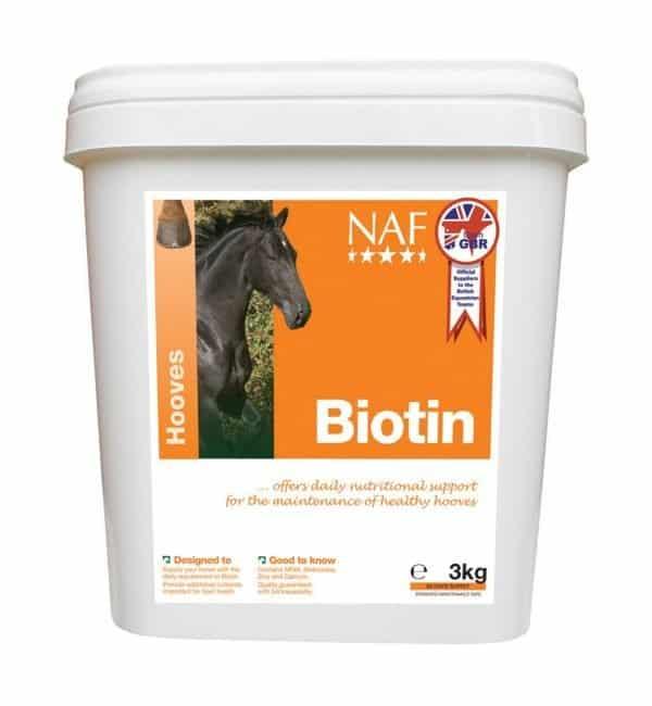 NAF Biotin NAF - Natural Animal Feeds