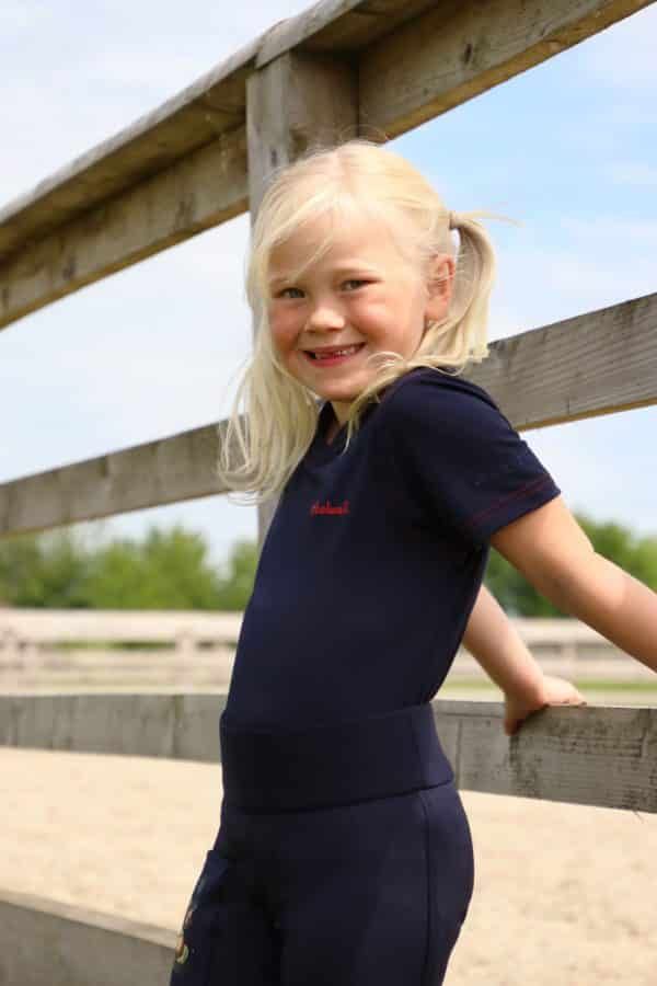 Hy Equestrian Thelwell Collection Children's T-Shirt Hy Equestrian