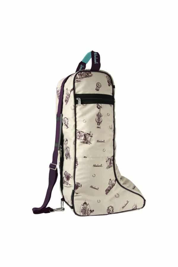 Hy Equestrian Thelwell Country Boot Bag Hy Equestrian